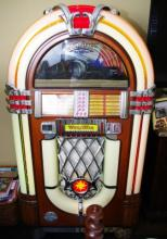 Wurlitzer 1015 One More Time CD Jukebox
