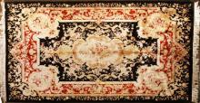 9' x 6' Hand Woven Oriental Tabriz
