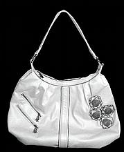 Christian Audigier  Zee Zee Top Ziggy Hobo Bag - S