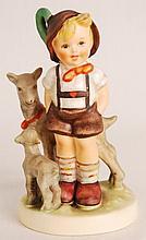 M.J. Hummel, Little Goat Herder