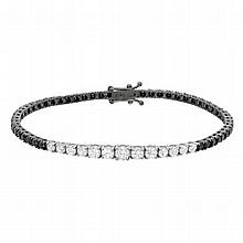 4.84 Carat Diamond Bracelet 18K Gold