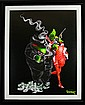 Michael Goddar, Gangster Love, Hand Signed Giclee