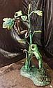Bronze Tree Frogs. Enamel over Bronze. Estate Item Bronze Tree Frogs. Enamel over Bronze. Estate Item. 42