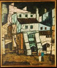 Original Painting by Alberto Guerri,