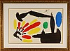 Joan Miró - Les Essencies de la Terra Suite, Joan Miro, $1,000