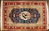 Kum Hand Made Persian Silk Pictorial Rug