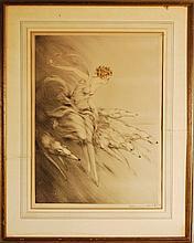 LOUIS ICART, Original Etching, Hand Signed