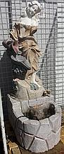 Monumental Marble Statue 66