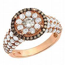 2.44 Carat Diamond Ring 14K Gold