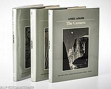 3 st Ansel Adams Böcker