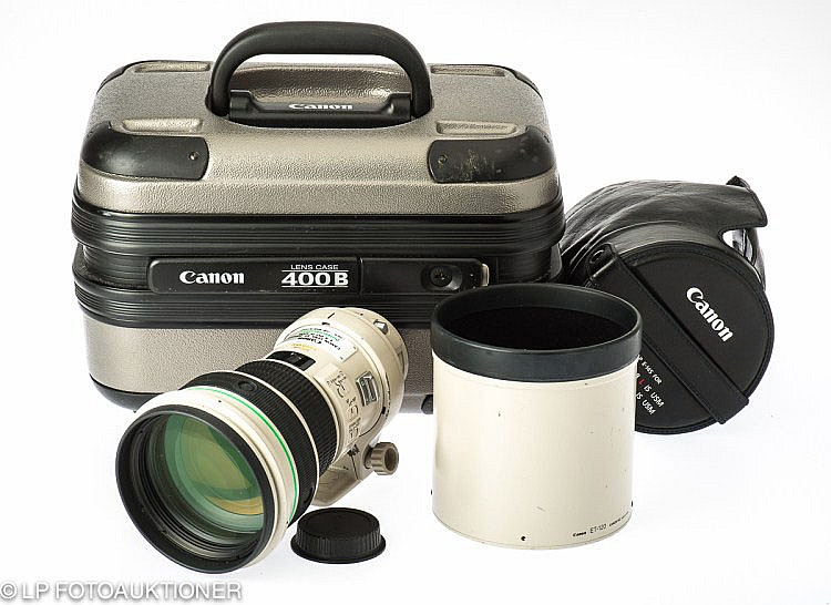Canon Lens EF 4/400mm DO (Diffractive Optics) IS USM No.5341