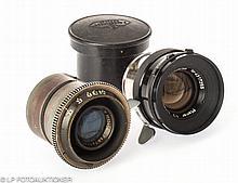 2 Movie lenses