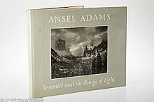 Ansel Adams Yosemite and the Range of Light