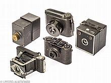 5 Sub miniature cameras