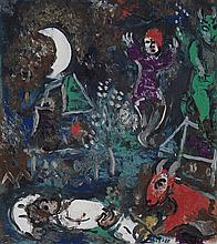 §CHAGALL, MARC (1887-1985), Le songe