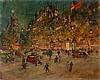 KOROVIN, KONSTANTIN (1861-1939), Les Grands Boulevards, Paris, signed and inscribed