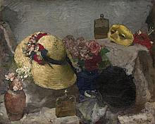 § ISSUPOFF, ALESSIO (1889-1957) Still Life with a