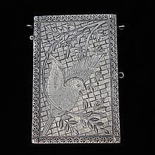 Vintage Silver Card Case