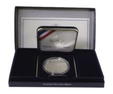 2002 US Military Academy Commemorative Proof S