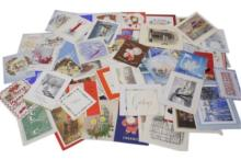 Vintage Pre-Owned Christmas Cards Lot 1