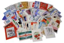 Vintage Pre-owned Christmas Cards Lot 2
