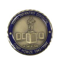 Commemorative Challenge Coin 103rd Infantry