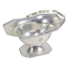 Webster Sterling Dish with Handle