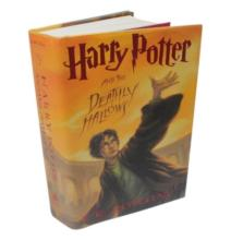 Harry Potter & the Deathly Hallows 1st American Ed