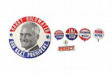 Vintage Campaign Buttons 2
