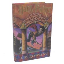 Harry Potter and the Sorcerer's Stone 1st Amer. Ed