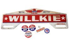 Vintage Political Memorabilia 1