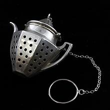 Manchester Silver Co. Teapot Tea Infuser
