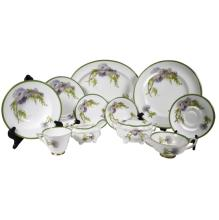 Glamis Thistle by Royal Doulton 87 pieces