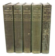 Trevelyan The American Revolution Part 1-3, Others