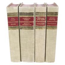 Classics Club Library, 4 Volumes