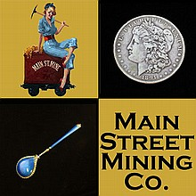 Antique Silver, Collectible Coins and Jewelry