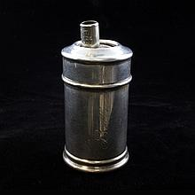Whiting Mfg. Co. Sterling Spool Case