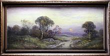 William Henry Chandler Original Landscape