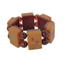 Vintage Bakelite Asian Style Bracelet