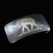 Vintage Siam Sterling Buckle