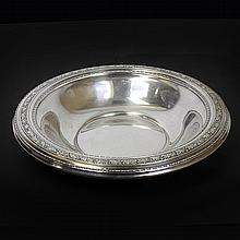Sterling Gorham Bowl