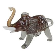 Fitz and Floyd Glass Menagerie Elephant