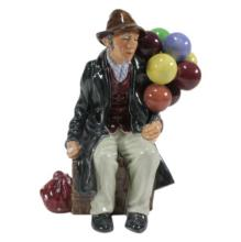Royal Doulton The Balloon Man Figurine