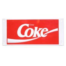 Enjoy Coke Metal Panel Sign
