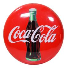 Coca Cola Tacker Type Sign