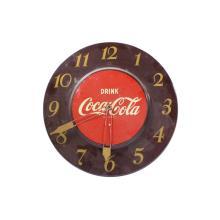Drink Coca Cola Electric Clock