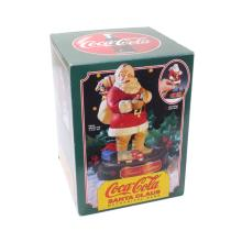 Coca-Cola Santa Claus Mechanical Bank