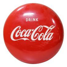 Drink Coca Cola Tacker Type Sign