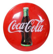 Coca Cola Tacker Type Large Sign
