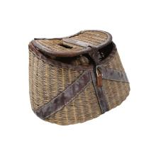 Vintage Woven Fishing Creel
